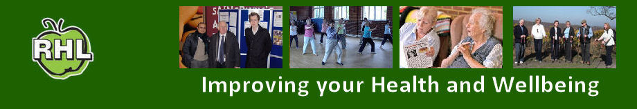 Rushmoor Healthy Living: RHL
